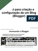 Tutorial - Blogger - Blog