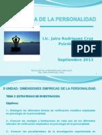 Psicologia de La Personalidad 3.