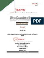 SRS v.0.5 (Plantilla Corregida)