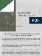 El Pagaré1