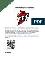 kes technology education 3-5