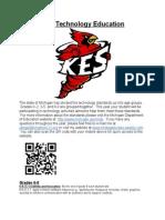 kes technology education 6-8