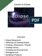 Intro to Eclipse Ganymede