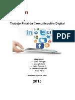 Trabajo Final de Comunicación Digital