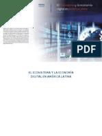 El ecosistema y la economia digital