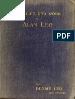 Alan Leo - The Life and Work of Alan Leo