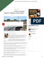 09-08-2015 Se Benefician 10 Colonias Con Puente Vehicular_ Guillermo Acebo Salman