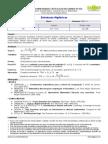 Cronograma Estruturas Algebricas