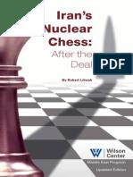 Iran Nuclear Chess