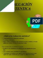Evaluacion Autentica - seminario