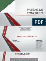 Presas de Concreto 4.1