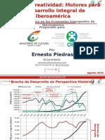 Ernesto Piedras Creatividad Motor para Desarrollo Integral