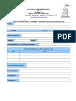 UPS-3-Formato de Inscripción de Servicio Social