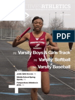 Perspectives Athletics, Volume 5, Issue 3