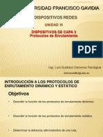 Protocolos de Enrutamiento de DIR0