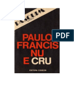 Francis, Paulo - Nu e Cru