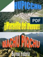 Historia Real de Machu Picchu - Perú