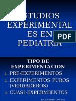 EXPERIMENTOS EN PEDIATRIA.ppt