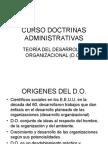 Desarrollo Organizacional (D.O.)