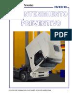 Curso de Manteminiento Preventivo de Camiones IVECO