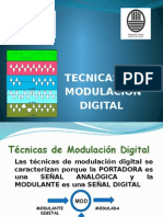 Modulación Diígital