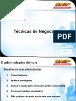 Técnicas de Negociação -prof;.ppt