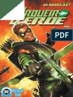 Arqueiro Verde #01