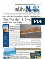 Travelling News ITB Special Edition Greece March 2010 (English Version)