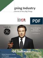 IDSA2015 Designing Industry