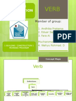 Group 3 - Verb