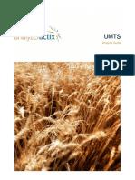 Actix Analyzer UMTS Analysis Guide-libre
