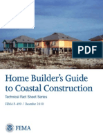 Home Builders Guide to Goastal Construction