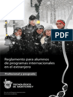 Reglamento Pi Profesional 2011