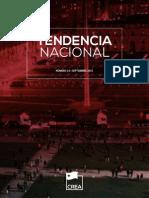 Tendencia Nacional N°14