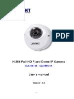 How To Setup Ip Camera  - Planet