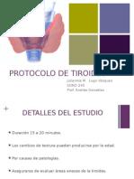 presentationsmall parts tiroide