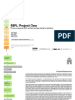 RIPL Project One Post Occupancy Build and Design Evaluation- Interactive