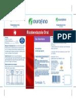 Rot 50000654 1213 Of00 Ricobendazole Oral 1l
