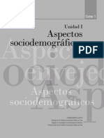 Aspectos SociodemográFicos Barros