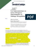 Las representaciones en torno al Progresa-Oportunidades en Santiago Mexquititlán