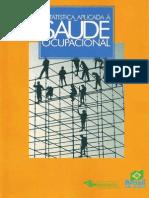 Livro Estatística Aplicada a Saude Ocupacional