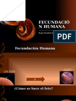 Biologia Fecundacion