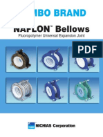 E25NAFLON Expansion Bellows