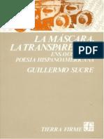 Sucre Guillermo - La Mascara La Transparencia