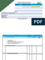 Planificaciones de Ciencias II 2015-2016