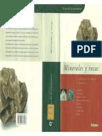 Minerales y Rocas (Ed. GRIJALBO) - A. Mottana, R. Crespe y G. Liborio