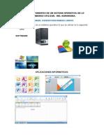 Actividad 3 Componentes de Un Sistema Operativo