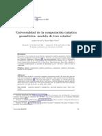 Computacion Cuantica Modelo de Los 3 Estados