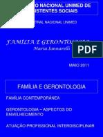 Maria Ianarelli Família e Gerontologia