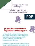 Proceso Científico y Tecnológico